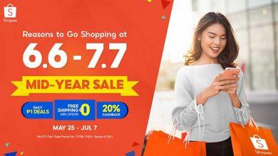 Shopee 6.6 Sale