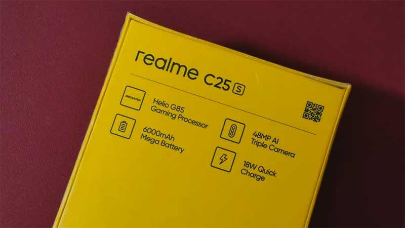 realme c25s review