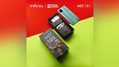 Limited Edition Infinix Hot 10 S