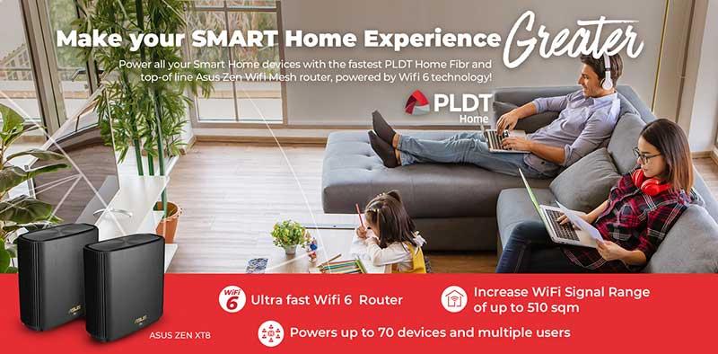PLDT Home Wifi 6