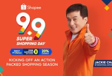 Shopee Jackie Chan