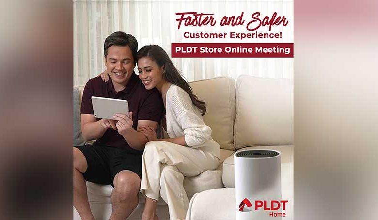PLDT-Store-Online-Meeting