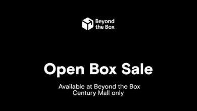 beyond the box open box sale