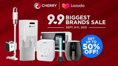 Cherry 9.9 sale Lazada Shopee