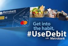 Metrobank Debit Card